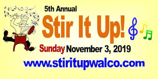 Stir It Up! Walworth County-wide Charitable Fundraiser