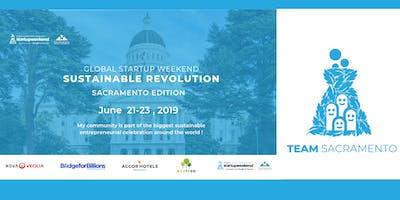 Global Startup Weekend Sustainable Revolution - Sacramento Edition