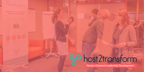 HOST Master Training | Humanising Leadership & Business to Make Change Work tickets