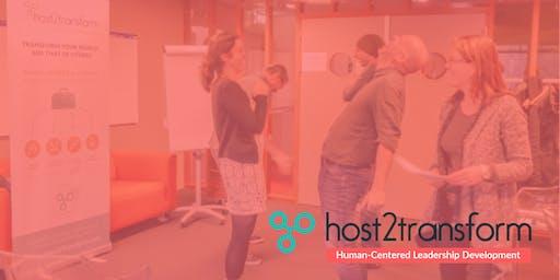 HOST Master Training | Humanising Leadership & Business to Make Change Work