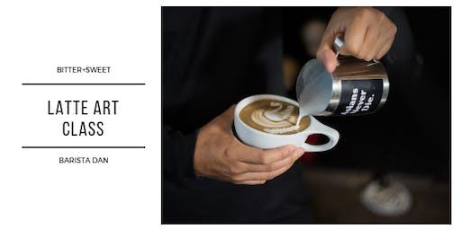 Latte Art Class: Beginner Level