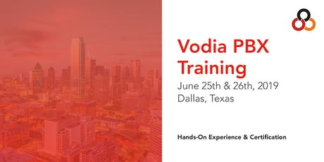 Vodia Training & Certification Event tickets