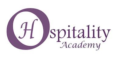 Ospitality Academy Openday