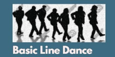 Basic Line Dance tickets