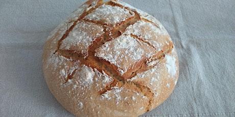 Sourdough Bread Making Practical Workshop - Make Sourdough Starter & Breads tickets