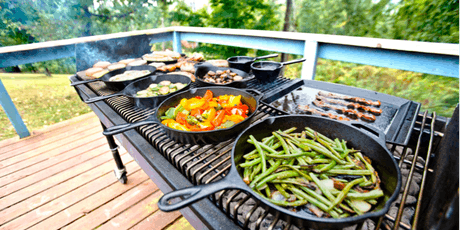 Cast Iron Cooking & Local Utah Beer tickets