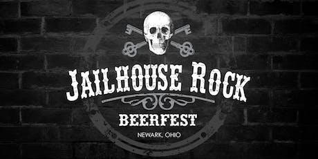 Jailhouse Rock Beerfest tickets