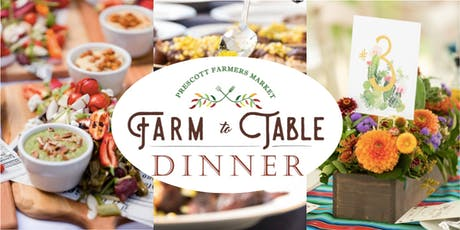 Farm to Table Dinner tickets