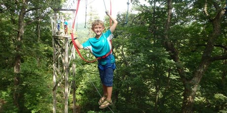 Summer High Ropes Challenge at Eagle Bluff tickets