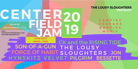 Center Field Jam ll tickets