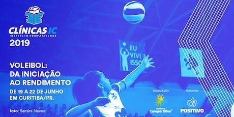 Voleibol: da Iniciação ao Rendimento ingressos