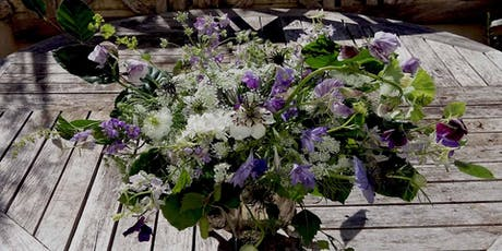 Summer Flower Posy Workshop tickets
