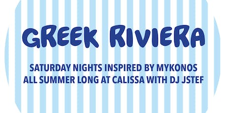 Greek Riviera (hosted by Calissa Hamptons)  tickets