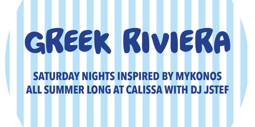 Greek Riviera (hosted by Calissa Hamptons)