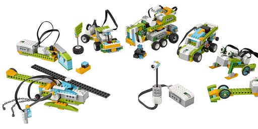 Summer Camp - Robotics [Ages 4-8 Years]