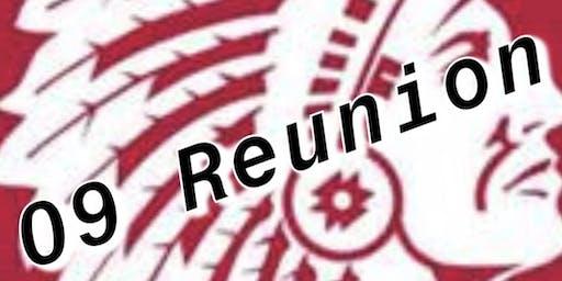 Class of 2009 Raider Reunion