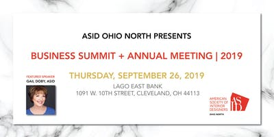 ASID Ohio North Business Summit + Annual Meeting 2019