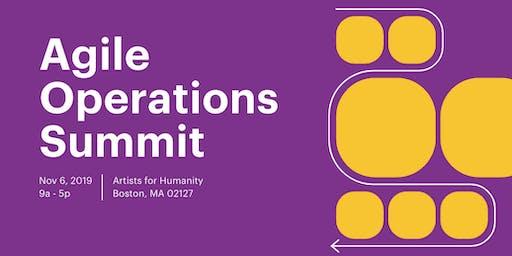 Agile Operations Summit