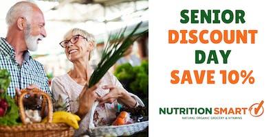 Senior Day at Nutrition Smart