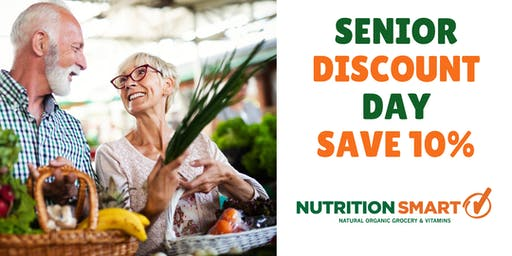 Senior Day at Nutrition Smart