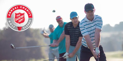 The Salvation Army Annual Charity Golf Classic 2019