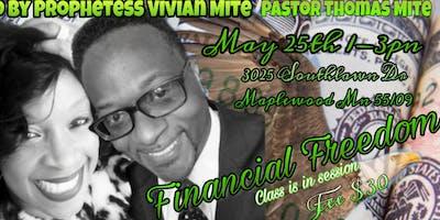 Financial Freedom Class