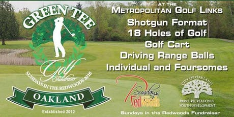 Green Tee Golf Tournament  tickets