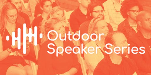 Outdoor Speaker Series - Cybersecurity in the Public Sector