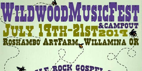 Wildwood MusicFest & Campout 2019 tickets