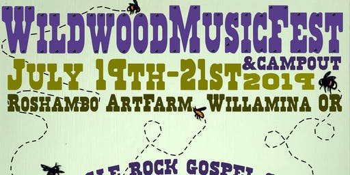 Wildwood MusicFest & Campout 2019