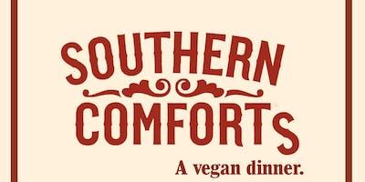 Southern Comforts || A vegan dinner.