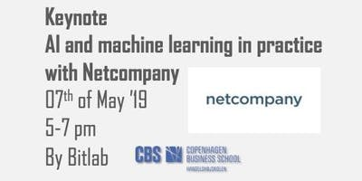 Keynote: AI and machine learning in practice with Netcompany