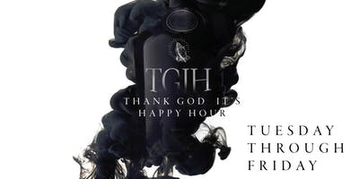 TGIHH: Corporate Happy Hour @DrinkHaus Supper Club