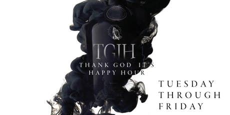 TGIHH: Corporate Happy Hour @DrinkHaus Supper Club tickets