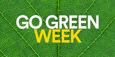 Go Green Week at Menlo Park Mall