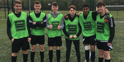 Leisure Leagues Loughborough - Charnwood College