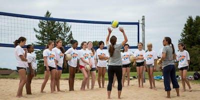 Jr. High Sand Volleyball League