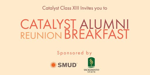 Catalyst Alumni Reunion Breakfast 2019