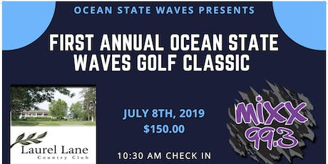 First Annual Ocean State Waves Golf Classic  tickets
