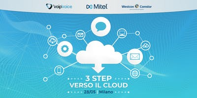 3 step verso il Cloud