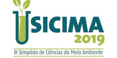 III Simpósio de Ciências do Meio Ambiente - III SICIMA