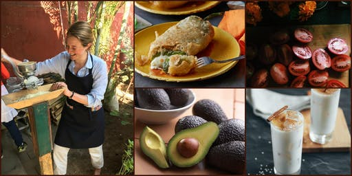 Traditional Chile Rellenos, with Kathleen Hallinan Mueller