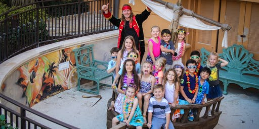 Summer Indoor Camping Adventures at Eau Palm Beach Resort Ages 5-12