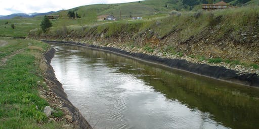 FREE Canal Lining Systems - June 27