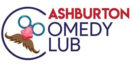 Ashburton Comedy Club tickets