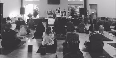 DAY PASS London Yoga Festival Sept 21, 2019