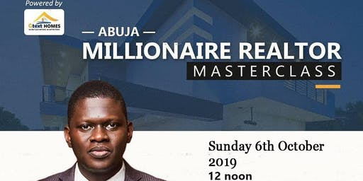 Millionaire Realtor Master Class