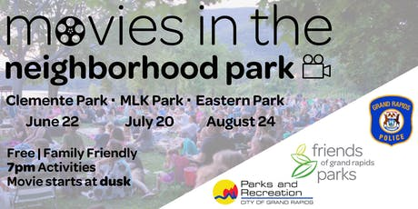 Movies In The Neighborhood Park Vendor Sign-Up tickets