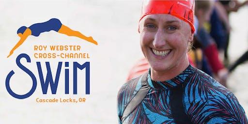 2019 Roy Webster Cross-Channel Swim