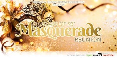 Thomas Edison - Class of 93' Masquerade Reunion